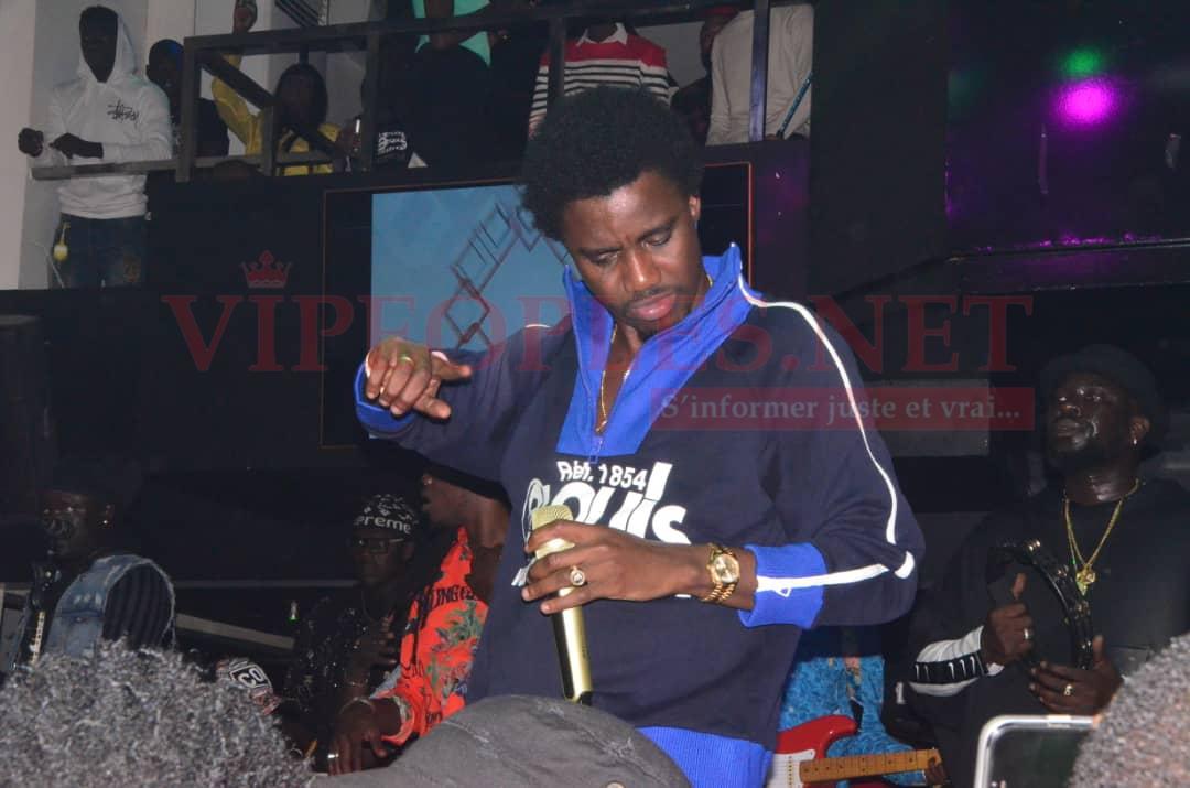 Mbao : le concert de Waly Seck sous haute tension ce 25 janvier