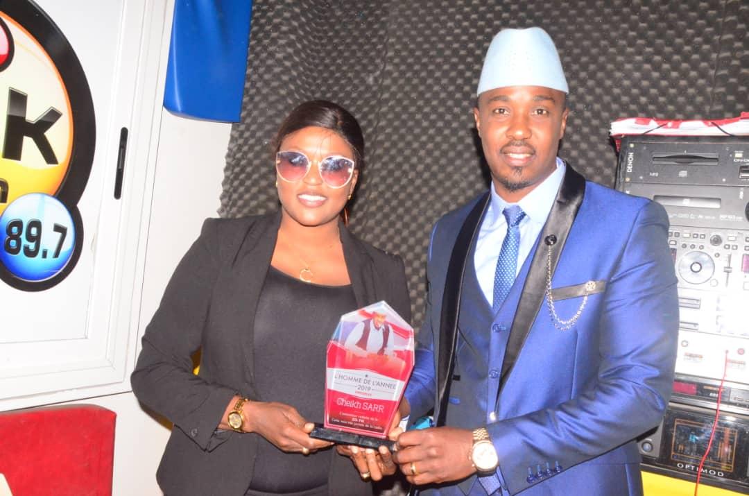 VIDÉO: Incroyable révélations de Cheikh Sarr et Alima Ndione de la Zik Fm sur le trophée Homme de l'Année catégorie animation.