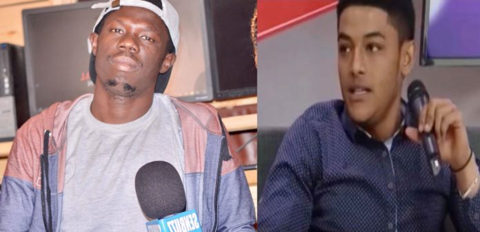 Vidéo: King Solomon clash sévèrement le jeune rappeur Akbess « Dém prison takhoul ngay…
