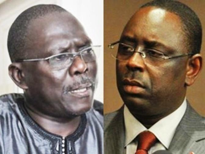 """Mandat de Macky Sall à l'Apr- Moustapha Diakhaté: """"L'Apr ne saurait être classée dans le lot des partis structurés qui respectent leurs statuts et règlement"""""""