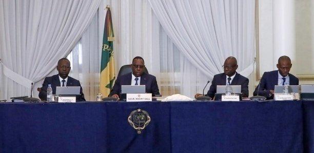 Les nominations du Conseil des ministres du 15 janvier 2020