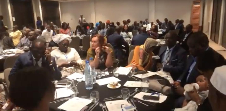 Déjeuner-débat organisé par L'UPIC en collaboration avec le Ministre du développement de l'industrie