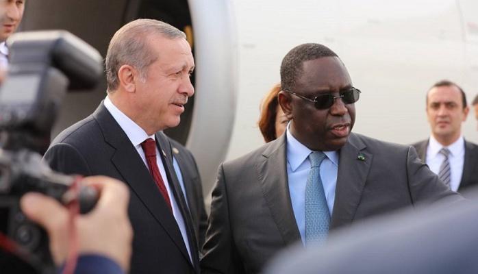 Le président turc Recep Tayyip Erdogan attendu à Dakar le 28 janvier