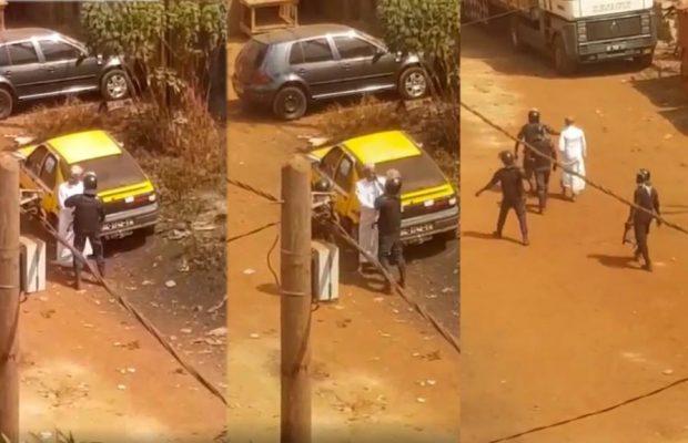 En Guinée, un policier frappe un homme âgé sur le chemin de la mosquée : « Il m'a dit que ce n'était pas l'heure de prier »