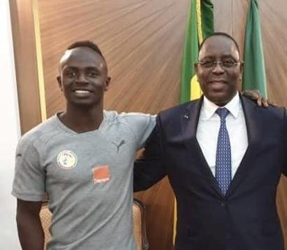 Ballon d'Or : Sadio Mané va présenter son trophée à Macky Sall
