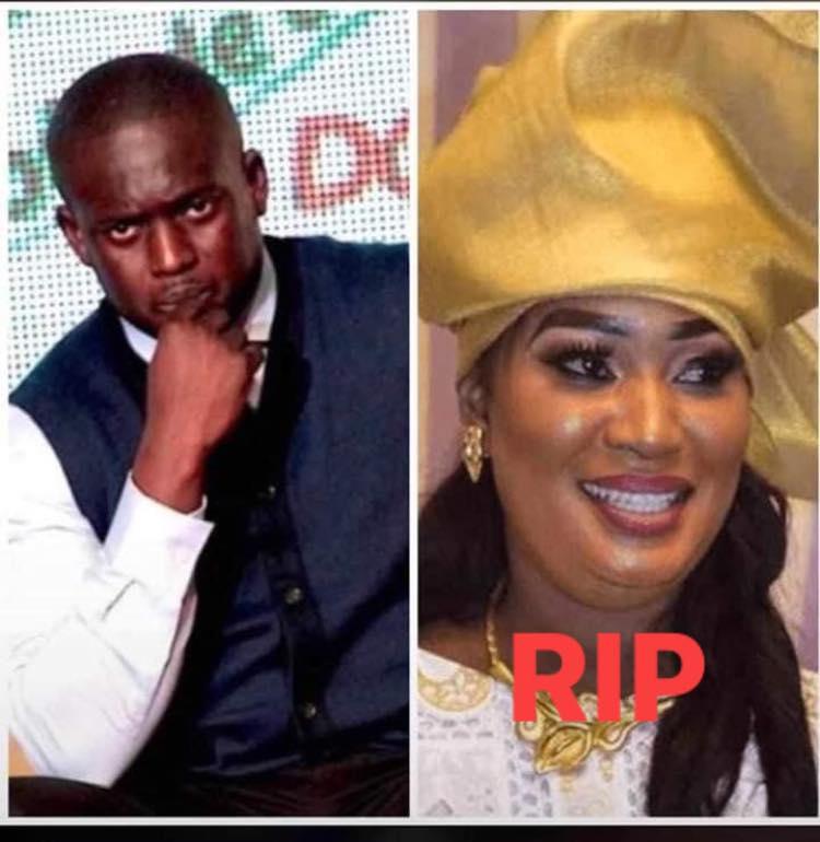Aziz ndiaye en deuil, il viens de perdre sa Femme (awo) Mame Bineta fatiha ak 11ikhlas