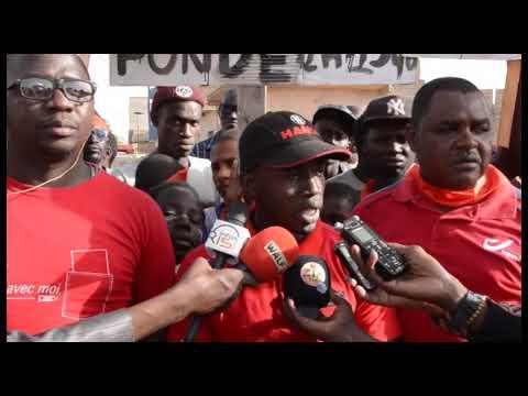 Désenclavement de Aladji Pathé Sow (keur Massar) : les populations rappellent à Macky Sall sa promesse