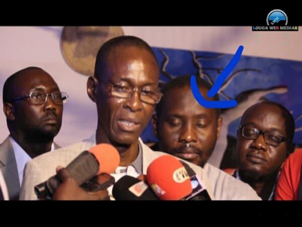 Dernière minute Louga : Cheikh Oumar GUEYE exclu du mouvement d'humeur ''AAR BOULEVARD ABDOU DIOUF''