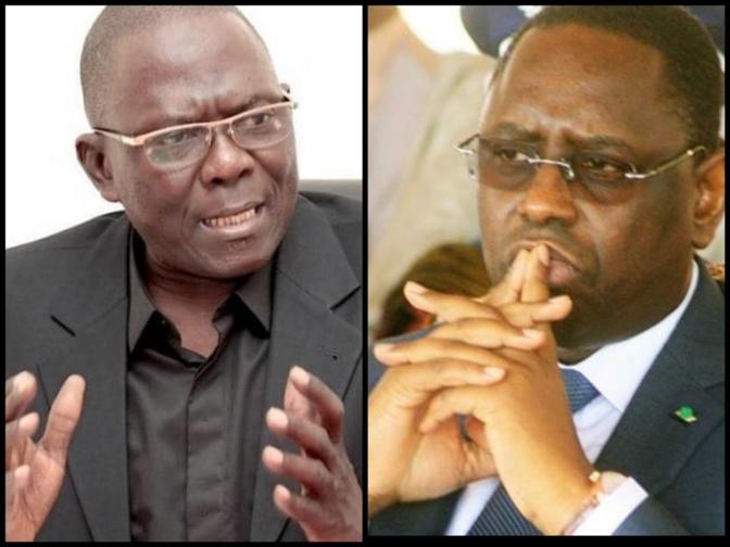 ''Mankoo Taxawu sunu Apr'': Moustapha Diakhaté affronte Macky Sall
