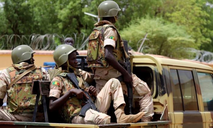 Deux soldats maliens tués par l'explosion d'une mine