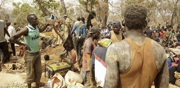 Kédougou: 2 morts et 3 blessés graves sur un site d'orpaillage