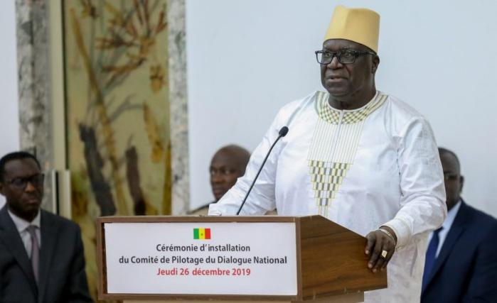 Dialogue national :Famara Ibrahima Sagna distribue les tâches aux présidents de Commissions