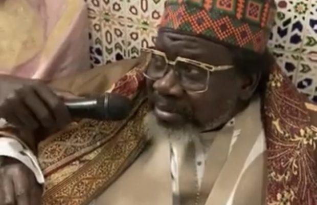 Médina Baye / Imam Cheikh Tidiane Aliou Cissé : « Abdou Aziz Américain est au courant du décès de son fils… Il s'en est remis au Tout Puissant »
