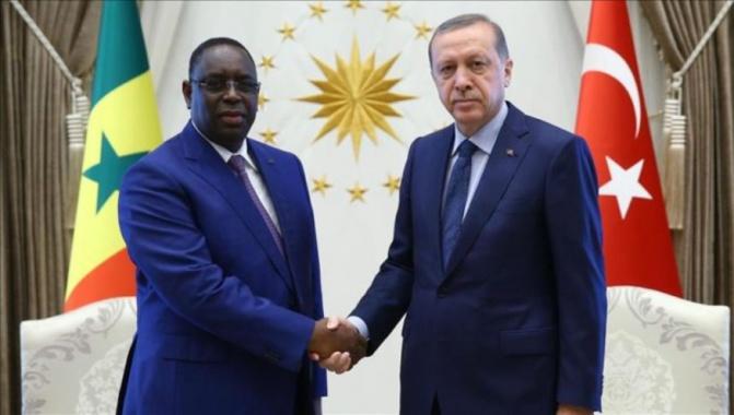 Visite : Le Président turc Erdogan attendu au Sénégal ce mardi 28 janvier