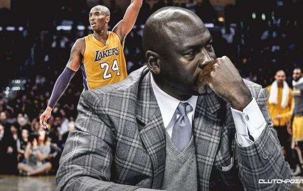Michael Jordan sur la mort de Kobe Bryant