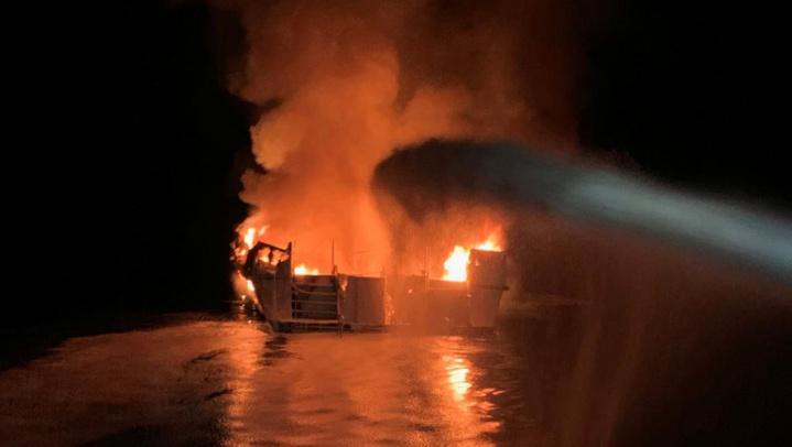 Etats-Unis: huit morts dans l'incendie d'une marina dans l'Alabama