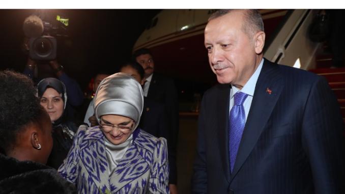 Visite au Sénégal : L'accueil « bizarre » réservé à Erdogan à l'AIBD qui fait déjà parler (photos)