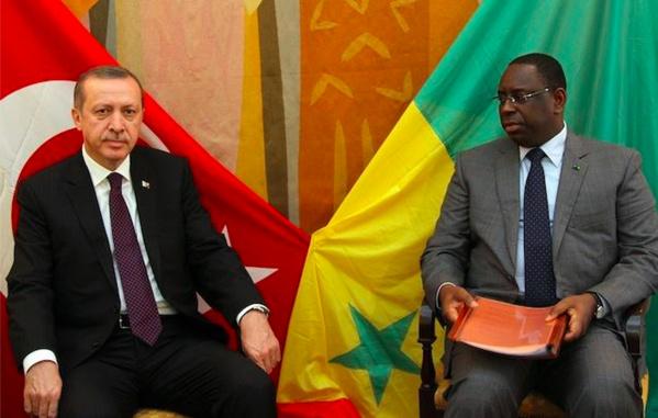 Coopération sénégalo-turque: 7 nouveaux accords signés