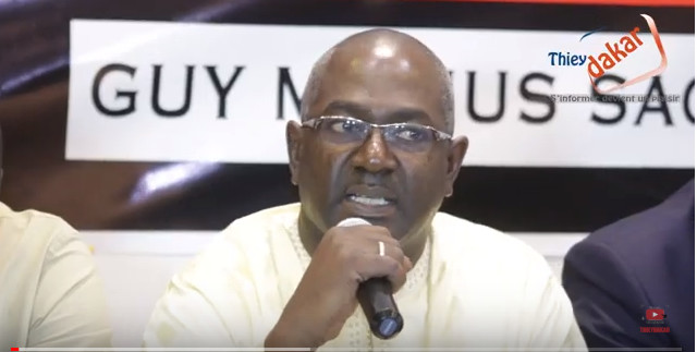 "Me Amadou Aly Kane: ""On doit soutenir financièrement Guy Marius Sagna"""