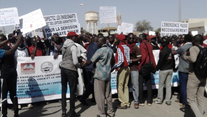 Paralysie du système éducatif : La Feder, après le G20, annonce une grève totale