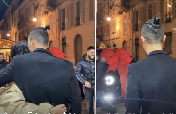 Juventus : Le très beau cadeau de Georgina Rodriguez pour les 35 ans de Ronaldo