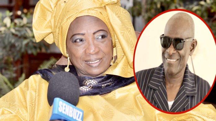 Vidéo: Golbert Diagne annoncé m0rt: La réaction surprenante de Marie Madeleine Diallo «Beuss bou Décédé di