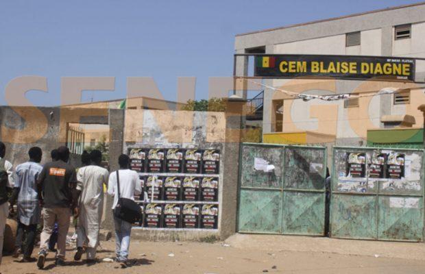 Les professeurs du CEM M. T. B. Mbacké solidaires à leur collègue agressée par une élève