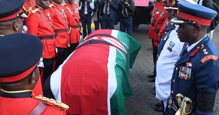 Kenya : Les obsèques d'arap Moi prévues mardi