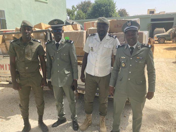 Urgent: Des faux Médicaments saisis sur l'axe Darah -Touba par la douane…