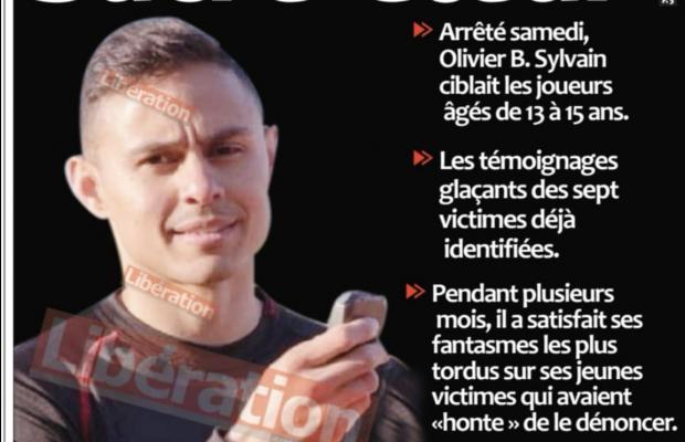 Olivier Brice Sylvain lors de son audition : « Je n'ai pas eu à faire des attouchements sexuels, mais juste des massages »