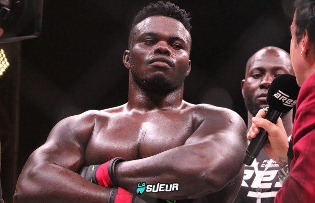 MMA : le Sénégalais Reug Reug participera à l'ARES 2 le 3 avril prochain à Bruxelles