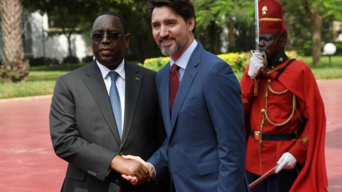 ONU: Le Sénégal va soutenir la candidature du Canada au Conseil de sécurité