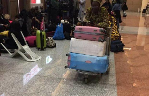 Lutte contre le terrorisme : Trois Sierra Léonais arrêtés à l'Aibd avec une forte somme d'argent