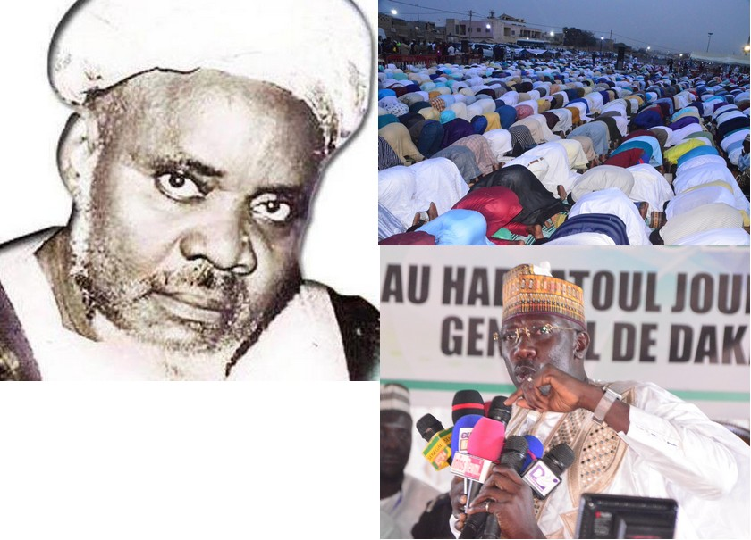 "VIDEO - Revivez la grande ""khadara"" organisée au stade de l'Amitié par Baye Mbaye MC..."