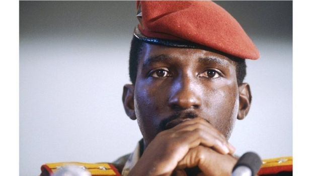 Burkina Faso: première reconstitution de l'assassinat du capitaine Thomas Sankara