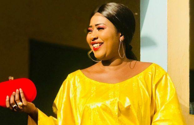 Admirez le Sagnsé de L'actrice, Ndeye Ndiaye au mariage de Bébé Sy