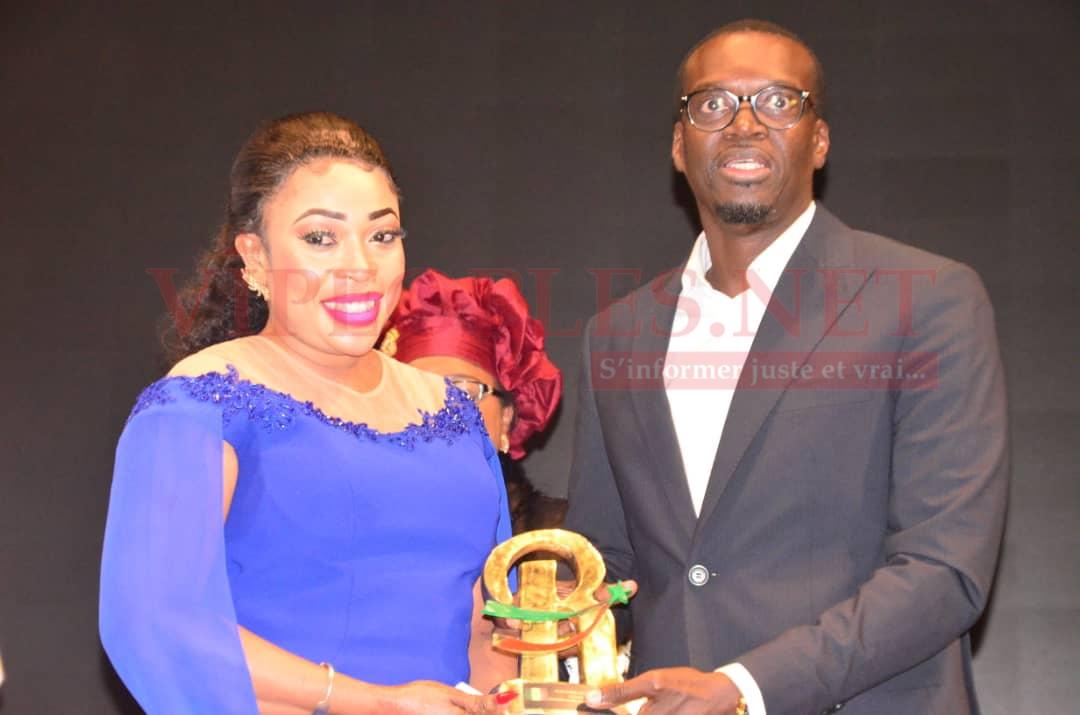 Ragnée 2019: le prix du leadership féminin décerné à Déo Cissé de Tambacounda