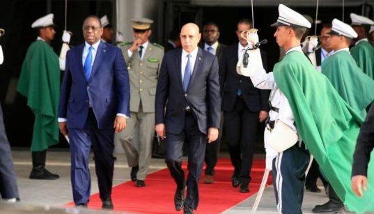 Mauritanie: le Président Macky Sall rencontre les ressortissants sénégalais cet après-midi