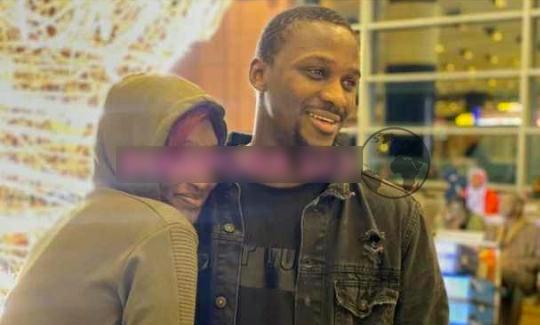 Voici Le mari de Bébé Sy, Mr Ndiaye « un thiof tout frais ». Admirez le couple heureux