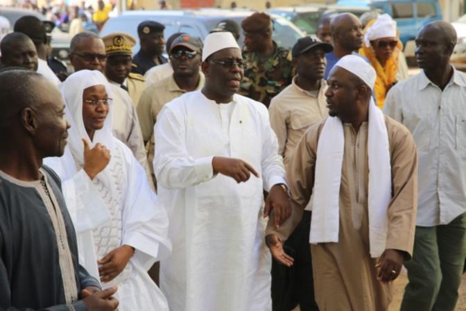 Mauritanie: Après la désignation d'un nouveau coordonnateur, Macky Sall offre 10 000 mille Euros aux apéristes