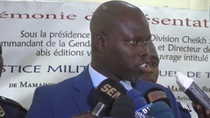 Nomination: le magistrat Biram Sène, nouveau Directeur en charge des Elections