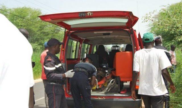 Mort suspect et panique à Kaolack : Cet individu de nationalité étrangère tombe et vomit du sang
