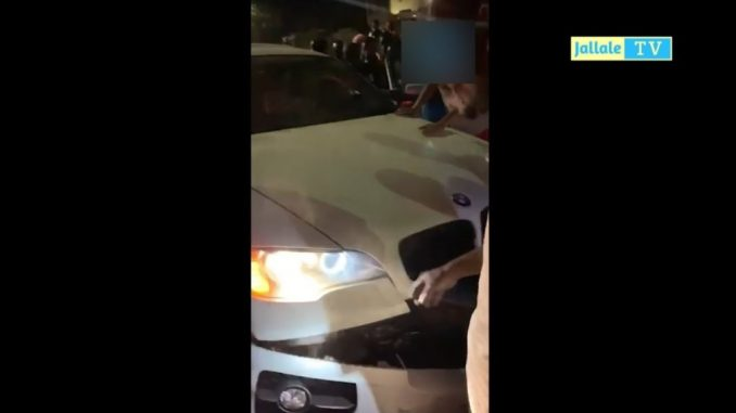 Voici la vidéo de l'accident spectaculaire de Pape Alé Niang.Regardez