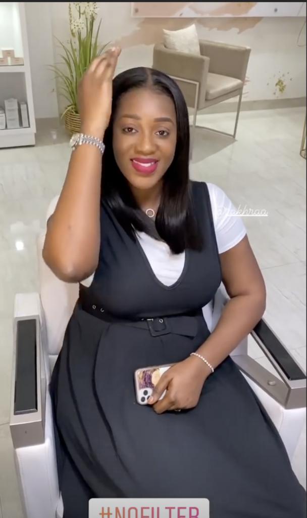 Zahra Mbow « Awo » de Cheikhou Kouyaté toute radieuse