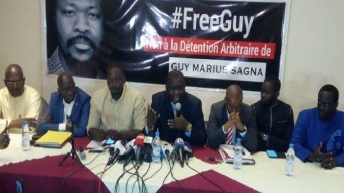 Constitution de nouveaux avocats: Abdoul et cie renforcent la dépense de Guy Marius Sagna
