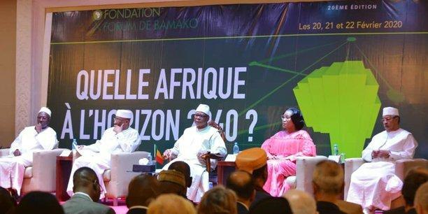 Forum de Bamako : un afroptimisme altéré par la question sécuritaire