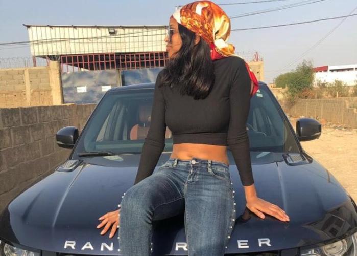 Après son scandale avec Racky Aïdara, Marie Louise Diaw s'offre une nouvelle voiture de luxe