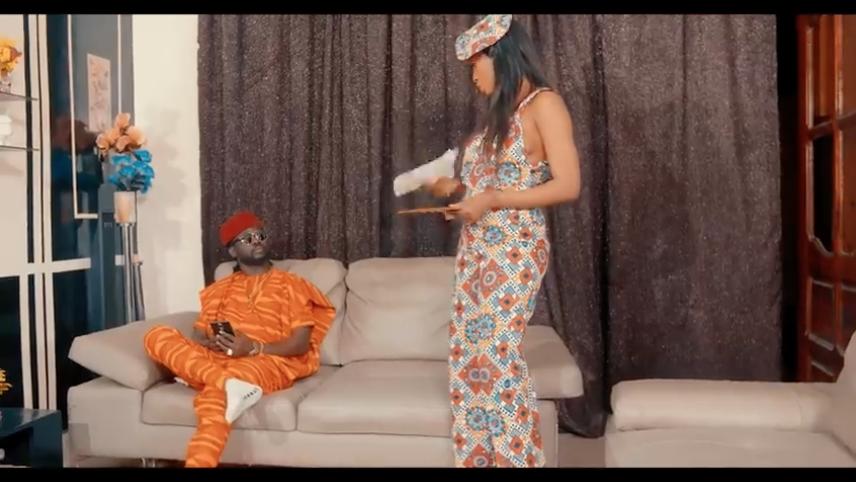 Cherifou et job sa brain ' TRAHISON ' (video officielle)