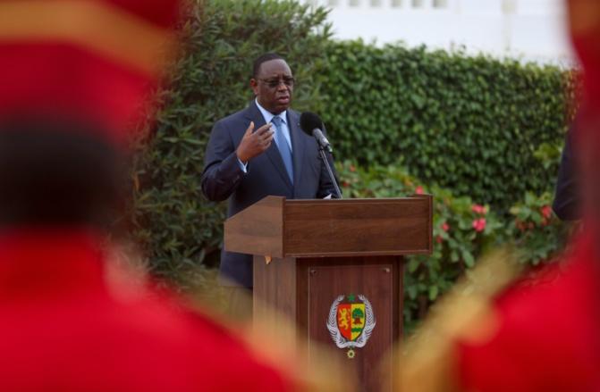 Coronavirus: Macky Sall annonce l'amplification des mesures et invite les Sénégalais à...