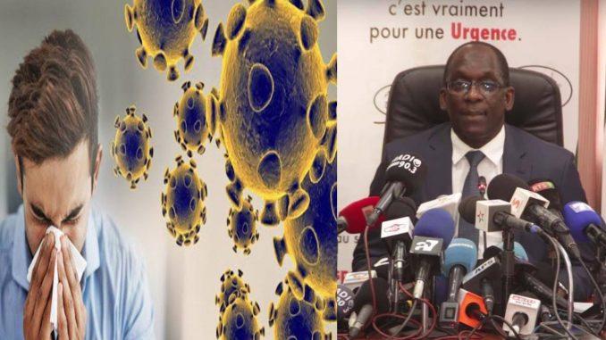 VIDEO : ABDOULAYE DIOUF SARR EXPLIQUE COMMENT ILS ONT RÉUSSIT A DÉTECTER LE FRANÇAIS MALADE DU C0RONAVIRUS